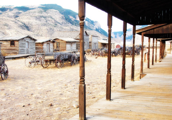Abandoned In America 10 American Ghost Towns To Visit Wheretraveler