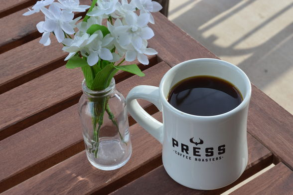 Press Coffee Roasters, Scottsdale, Arizona