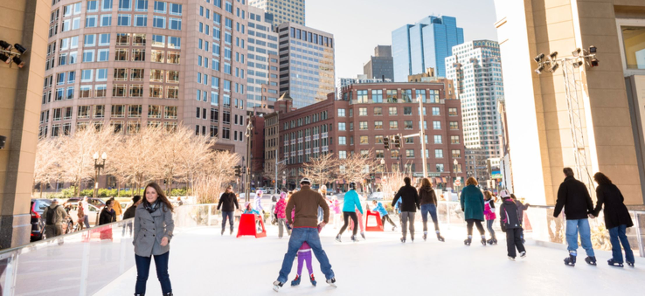 Ice Skating In Boston Wheretraveler