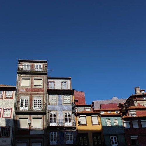 Along the Douro until Oporto