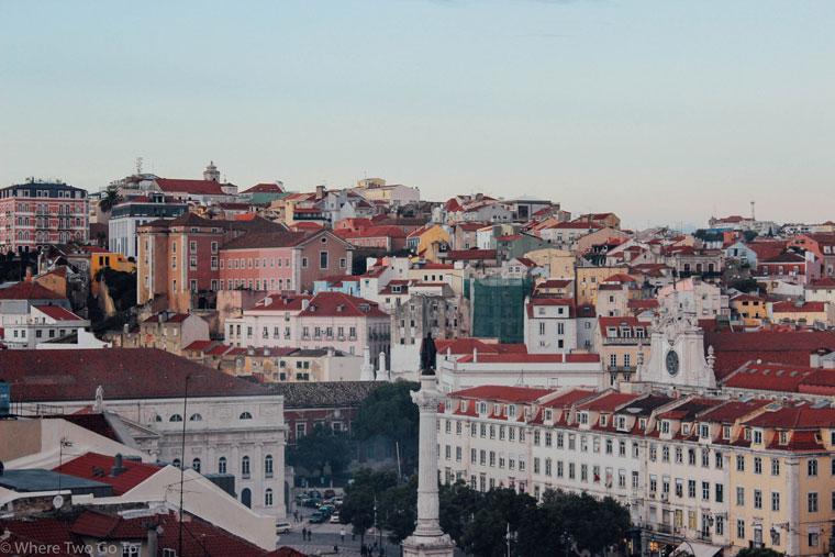 Santa-Justa-Viewpoint-Lisbon