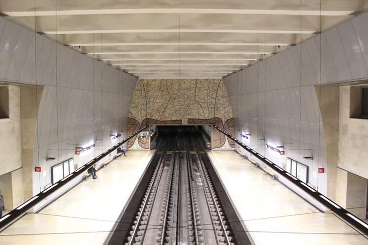 Alfornelos metro Lisboa