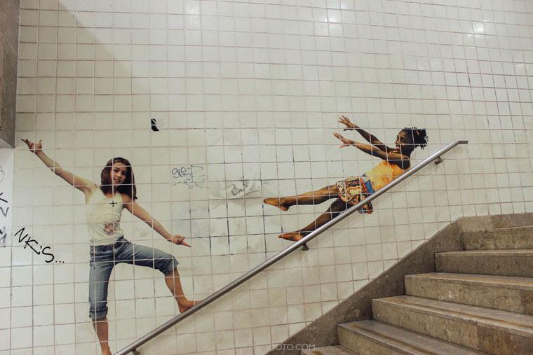 Areeiro-metro-Lisbon