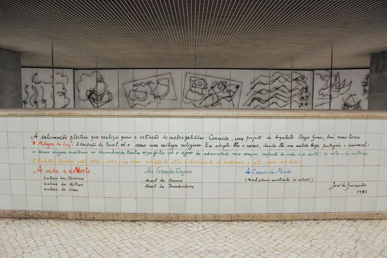 Carnide-Lisbon-metro