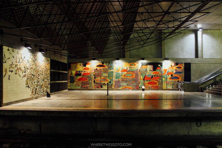 Oriente-metro-Lisbon