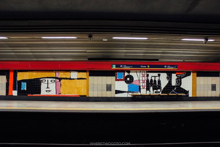 Picoas-metro-Lisbon