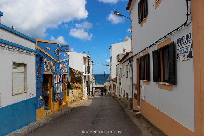 Burgau Algarve Where Two Go To