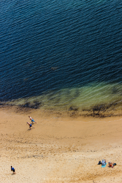 Praia do Camilo in Algarve Where Two Go To