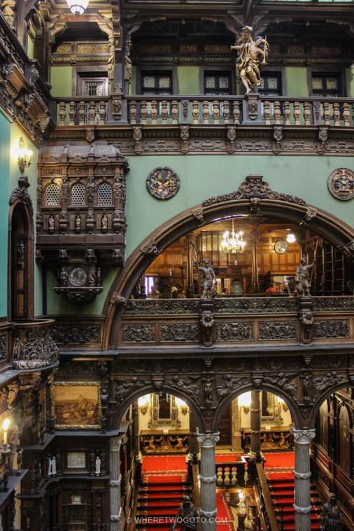 Peles CastleTransylvania Romania Where Two Go To