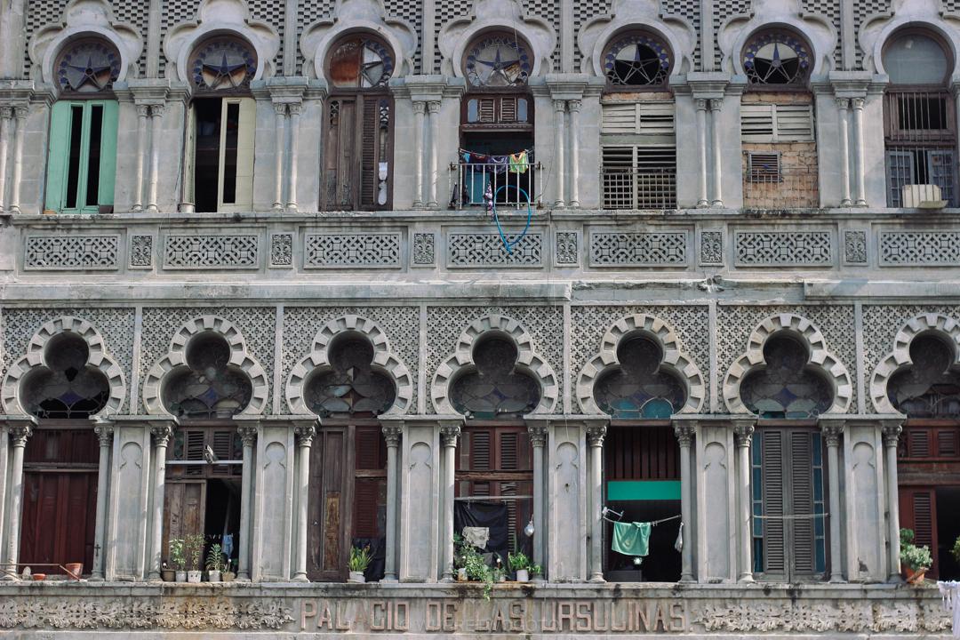 Havana architecture Cuba Where Two Go To
