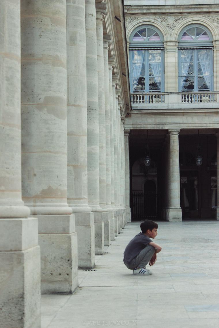 Le Jardin du Palais-Royal