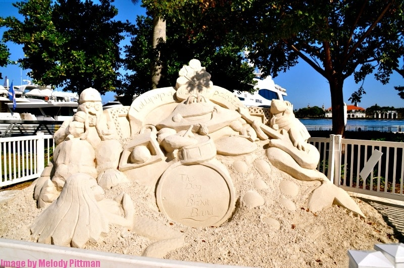 Sand castle West Palm Beach