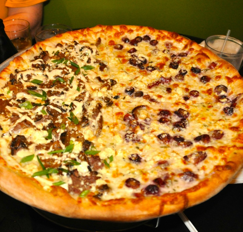 Your West Virginia road trip should include a visit to one of the Pies & Pints pizzerias.
