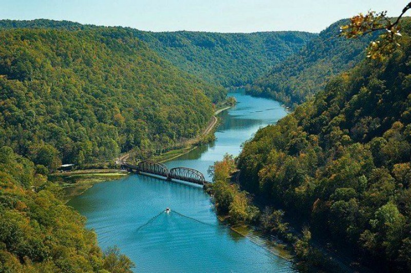 Day Trips in West Virginia