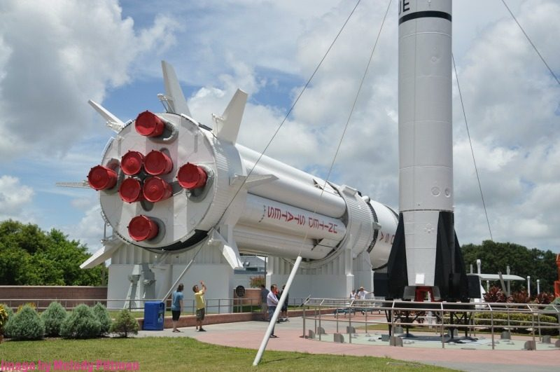 Florida's Space Coast consisted of Merritt Island, Melbourne, Titusville, Cocoa Beach, and of course, Cape Canaveral.