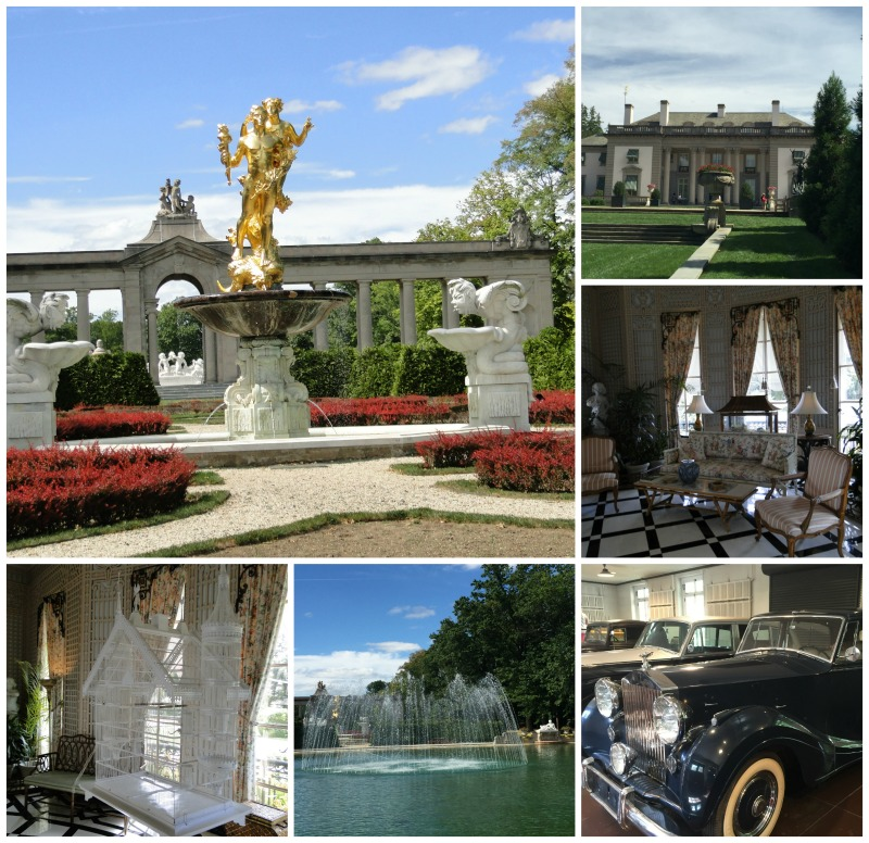 Touring the incredible Nemours Mansion is one of the awesome things to do in Delaware.