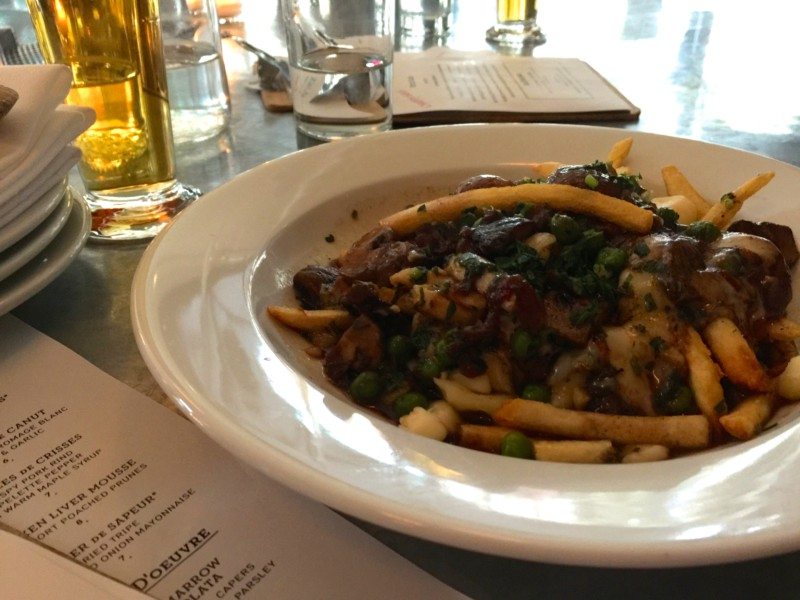 48 hours in portland, oregon poutine