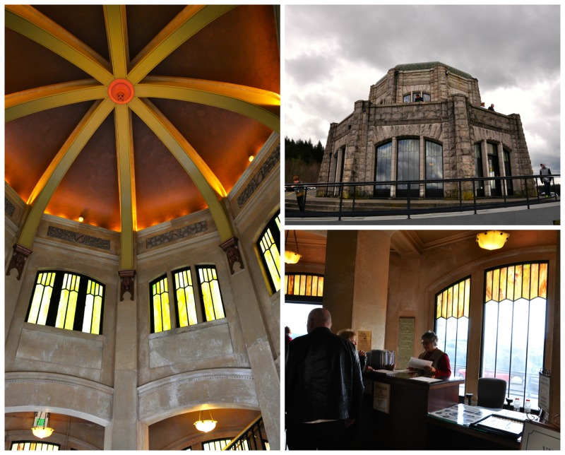 48 hours in portland, oregon Vista House