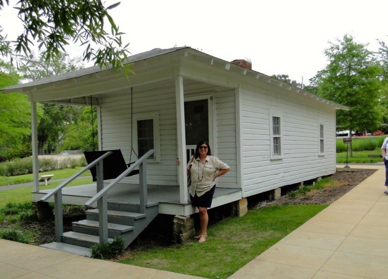 Ever trip through Tupelo should include a stop to Elvis Presley's birthplace.