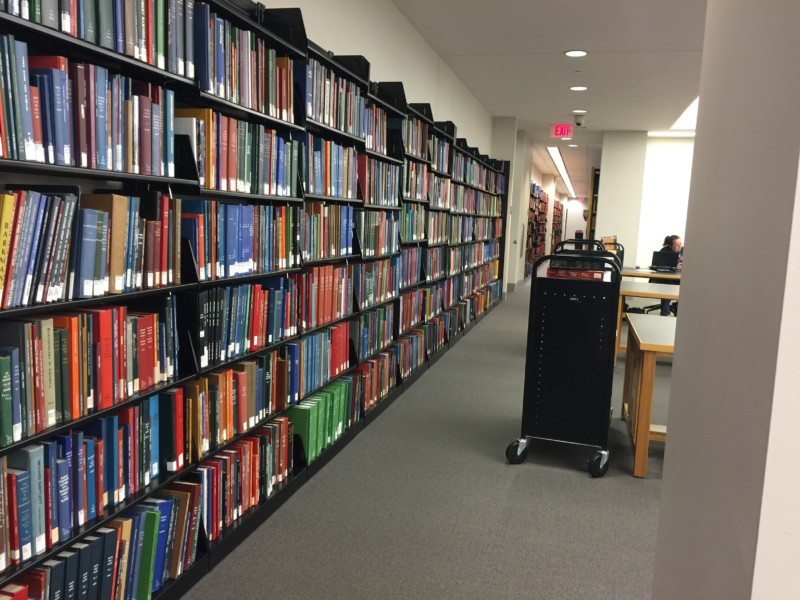 The ACPL Genealogy Center in Fort Wayne holds over 1 million print documents.