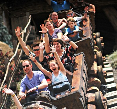 One of the most popular things to do at Walt Disney World's Magic Kingdom is to ride the Seven Dwarfs Mine Train.