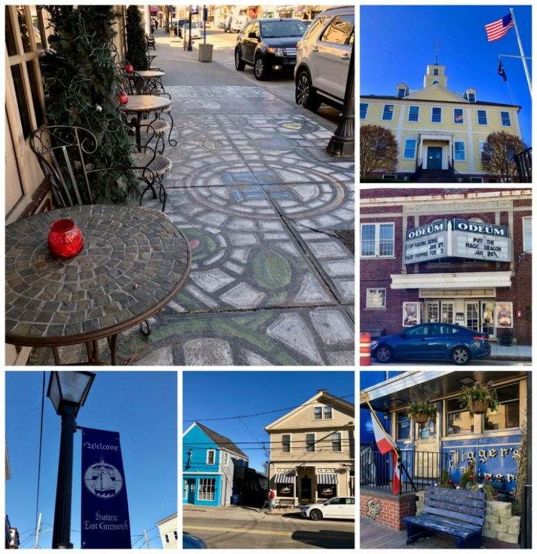 Coffee Shop Newport Rhode Island
