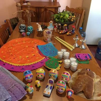 Building Our Ofrenda