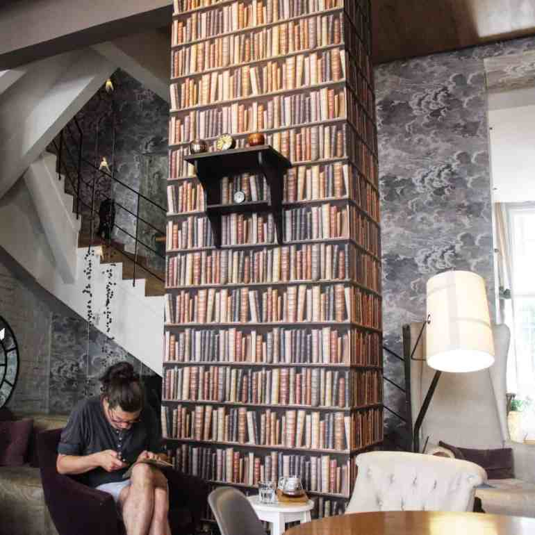 Eastern Europe Itinerary - La Boheme coffee shop in Prague