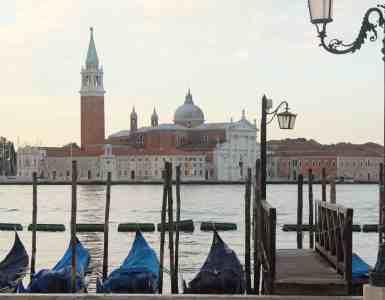 24 hours in Venice - San Giorgio Maggiore