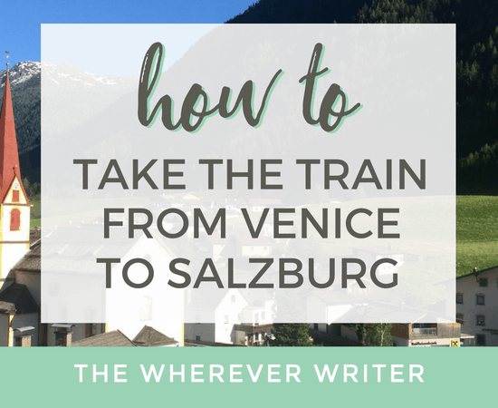 How to Take the Train From Venice to Salzburg Scenic Route via Innsbruck Brenner Pass - Featured
