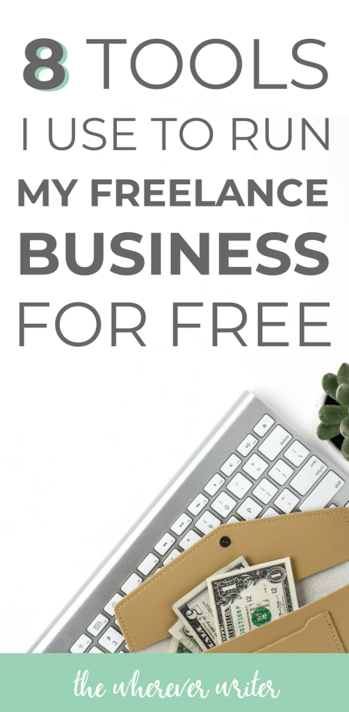 Freelance Business Tools that are TOTALLY FREE! Bookkeeping, invoicing, time tracking, and more