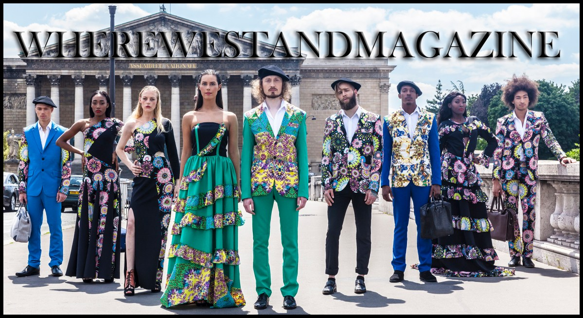 Presenting Paris Fashion Week by House of Byfield Spring/Summer 2017