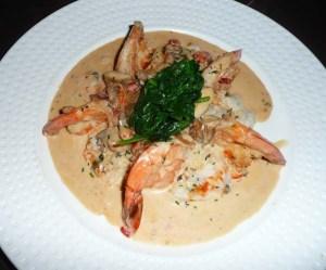 Cala Bella shrimp