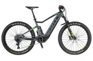 Scott E-Spark 720 2018 Electric Mountain Bike Review