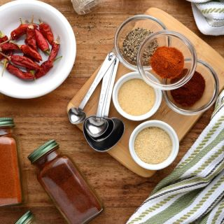 5 Spice Cajun Seasoning (salt-free)