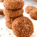 Vegan Crumb Donut Cookies