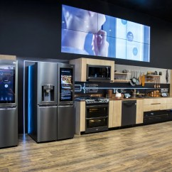 Lg Kitchen Appliances Rv Faucets And Samsung To Get Smarter  Which News