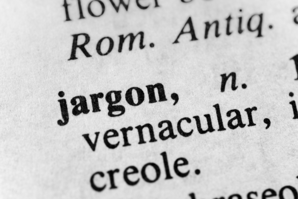 College Jargon Buster