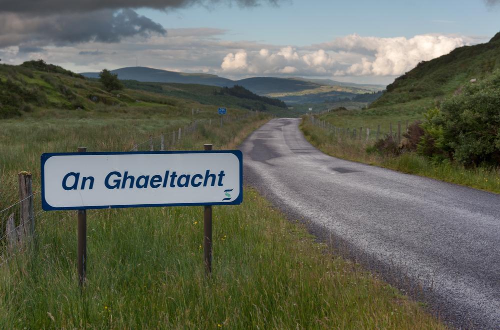 Go to the Gaeltacht