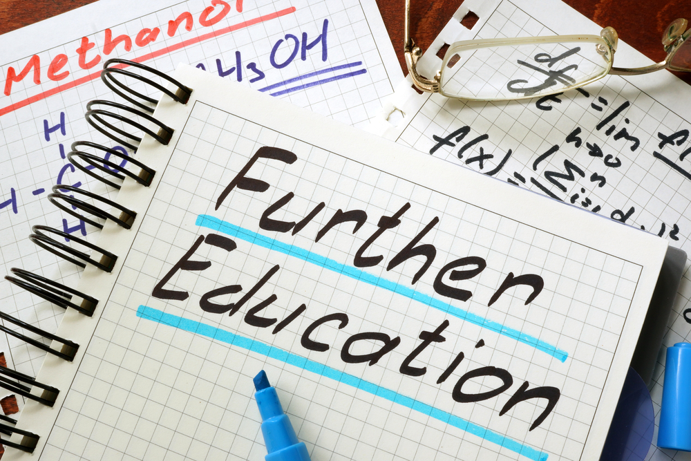 Why Further Education?