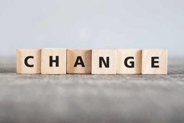 CAO Course Changes