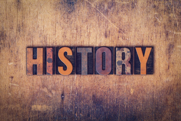 Study history and know thyself