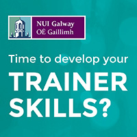 NUIG Enrolling For Training Courses