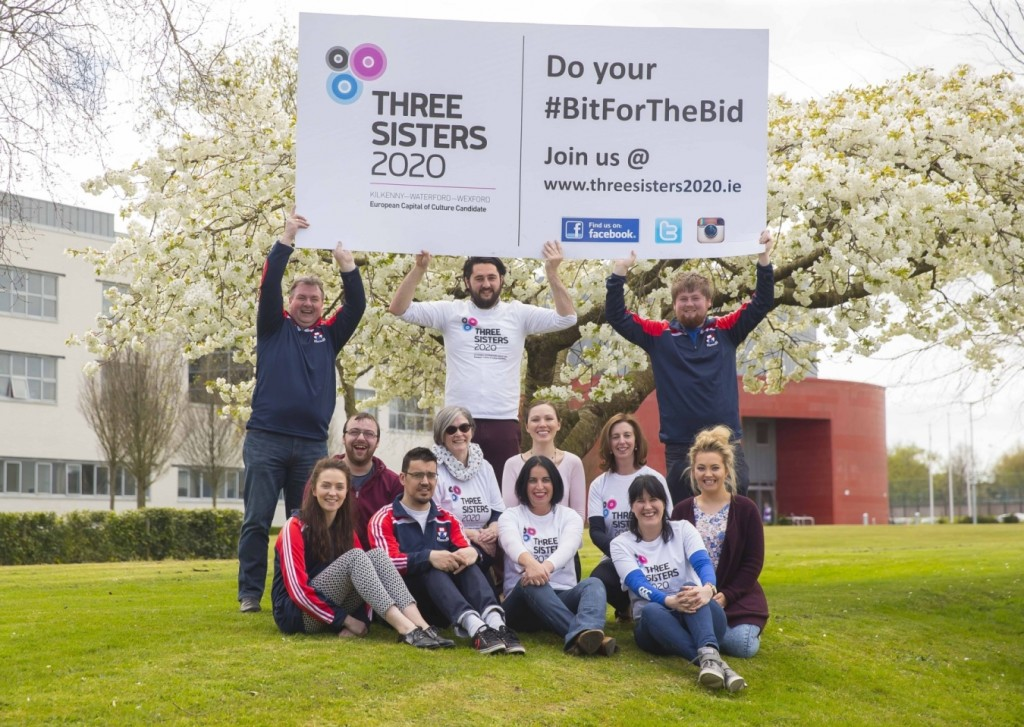 """WIT launches """"Study in the South East"""" campaign in support of Three Sisters bid"""