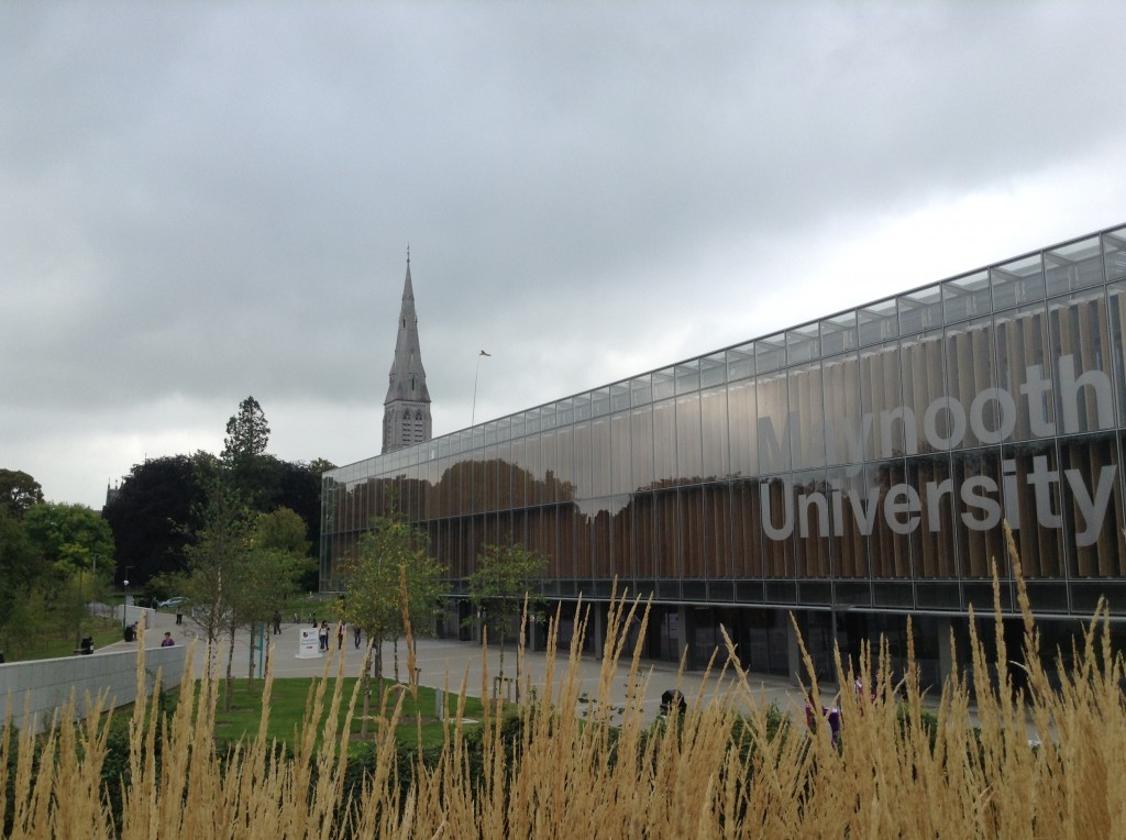 Maynooth University ranks as one of the world's Top 50 Young Universities