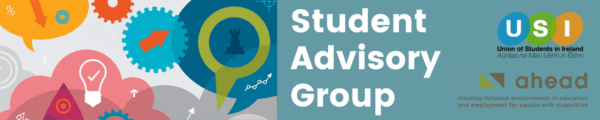 Applications Now Open to Join AHEAD/USI Disabled Student Advisory Group