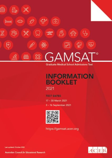 What is GAMSAT?