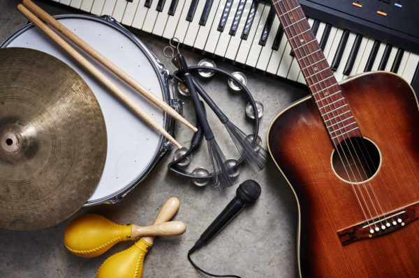 Careers in Music Technology