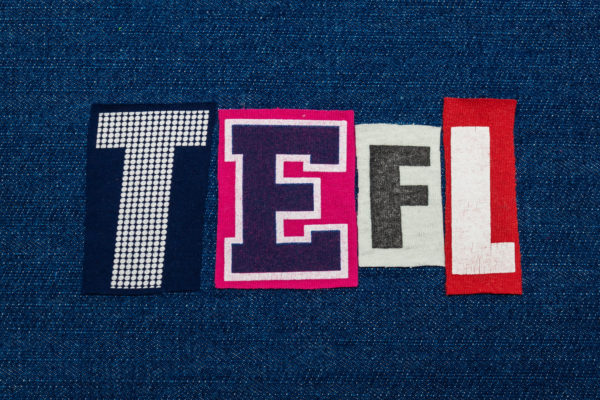 TEFL (Teaching English as a Foreign Language)