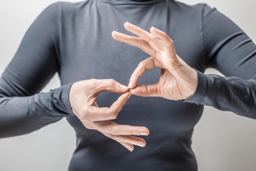 Deaf Studies (Irish Sign Language)